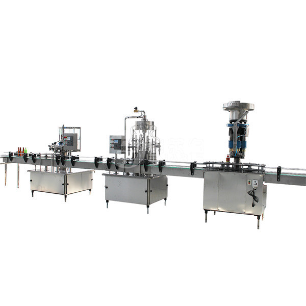 2-in-1 Automatic Bottle Filling And Capping Machine For Cecair