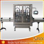 Automatik minyak zaitun dan krim dan mesin pengisian cecair