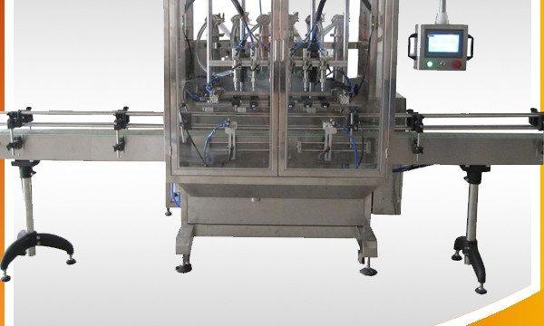 Auto Overflow Bottle Gravity Bottle Cilling Machine