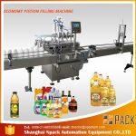 Mesin pengisian minyak pelincir 1L-4L
