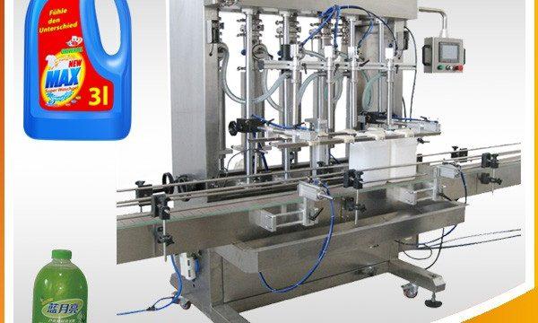 Double-Head Full-Automatic Type Piston Filling Machine