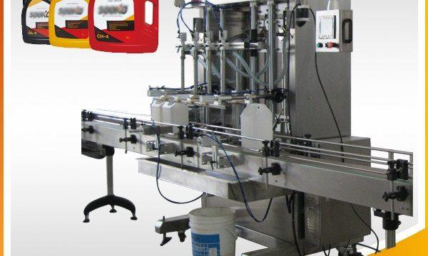 500ml-2L Mesin Pencuci Debu Automatik Cecair / Cuci Mesin Pengisian Cecair