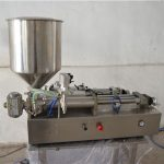 Semi Automatic Manual Oil Filling Machine Kosmetik