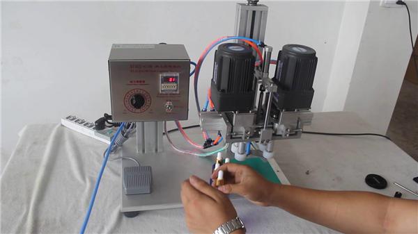 Pengilang Mesin Pengatup Pneumatik Automatik Penuh