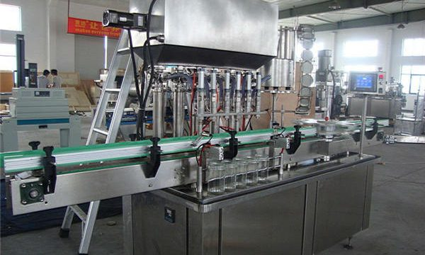 Mesin Pengisian Ketuhar Tomato Automatik Sepenuhnya