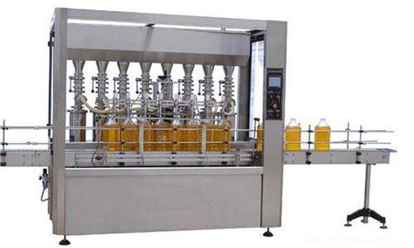 Precision Precision Automatic Lubricating / Edible Oil Filling Machine 2000ml-5000ml