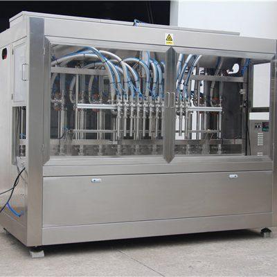 Mesin Pengisian Minyak Automatik Berkelajuan Tinggi