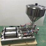 Digunakan secara besar-besaran Double Heads Strawberry Jam Filling Machine