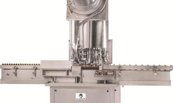 Automatik Multi kepala ROPP Cap Sealing Machine