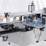 Kaca Perfume Glass Top Surface Label Machine
