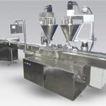 6-Head Coffee Full-Automatic Filling Up Mesin Serbuk