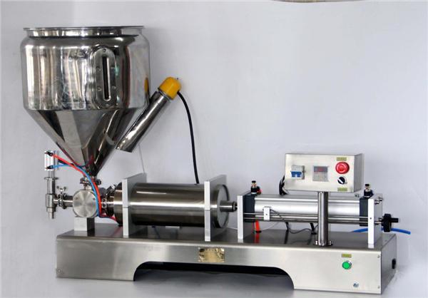 Mesin Pengisian Sos Manual untuk Tin