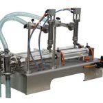 Mesin Pengisian Sabun Cecair Separa Automatik