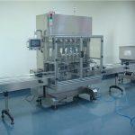 Mesin pengisian Minyak Masak automatik 50ml-250L
