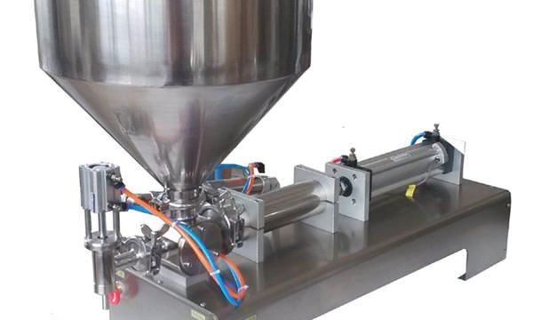 Manual Harga Pabrik Pneumatik Paste Mesin Pengisian