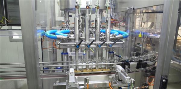 Mesin Pengisi Tampal Mesin Tomato Berkesan Tinggi