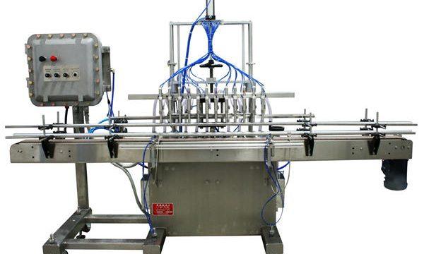 Mesin Pengisian Liquid Piston Automatik 50ml-1L