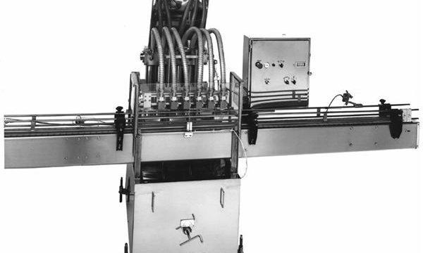 Mesin Pengisian Minyak Sayur Piston PLC yang terkawal