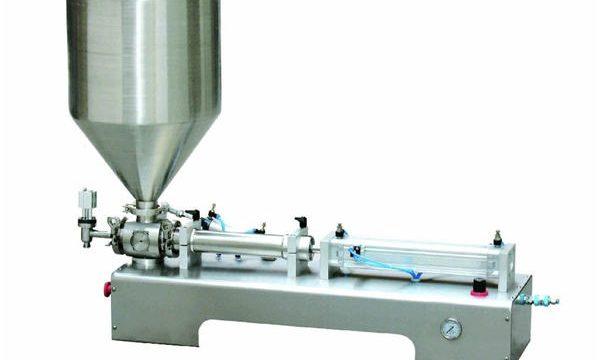Tampal Lotion Calamine Separa Automatik / Mesin Pengisian Pelincir Botol Cecair